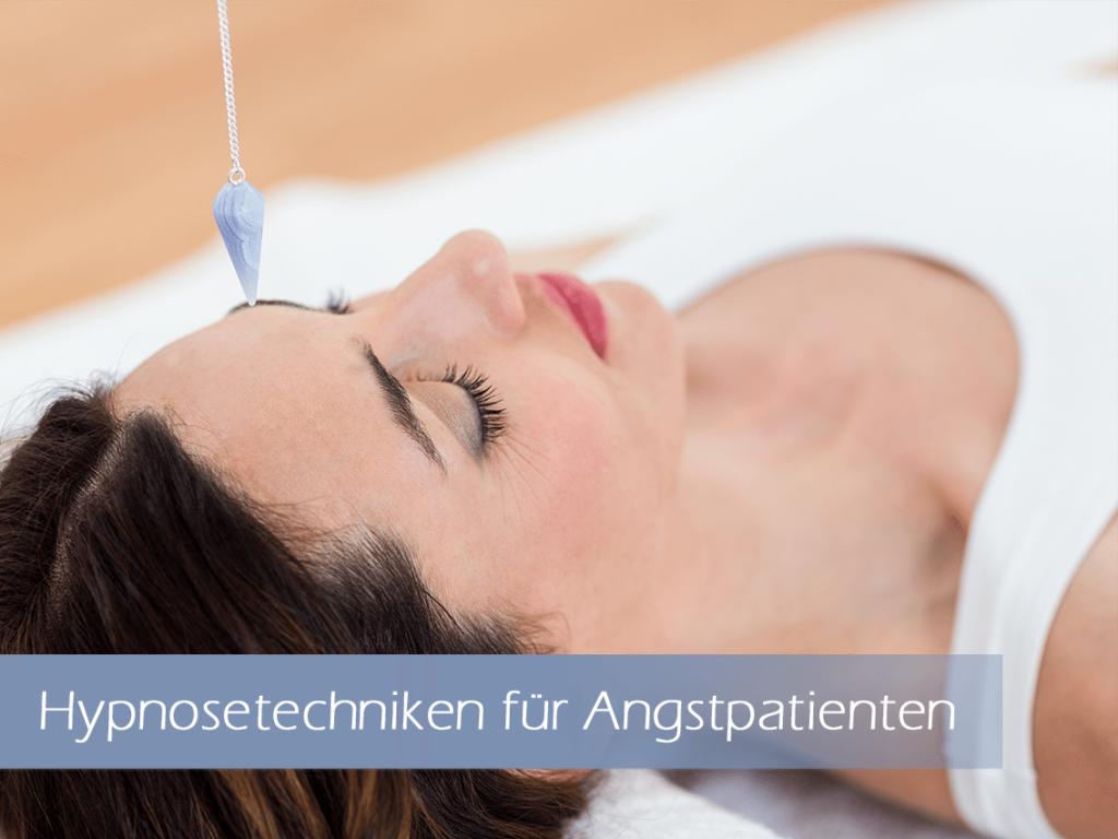 Hypnosetechniken für Angstpatienten